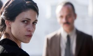 Barros, Goya a l'actriu revelació del 2014 per 'La isla mínima', ha desfilat també per sèries com 'Apaches' i 'El Príncipe'.