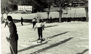 Andorra, patrimoni, Arxiu Nacional, fotografia, Esquí Club, fons, Arxiu en línia, Alsina