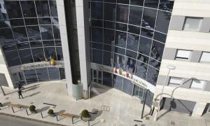 Seu de l'Institut d'Estudis Andorrans.