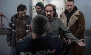 Férriz, a l'esquerra, és Montesinos, un dels convictes de 'Bajocero'.
