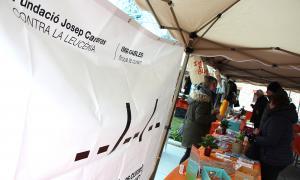 El mercat solidari es va celebrar a la Plaça dels Arínsols d'Encamp.