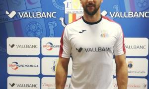 Àlex Sánchez,  al Vall Banc