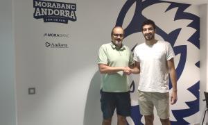 Alexis Bartolomé torna després de tres temporades al Cantbasket