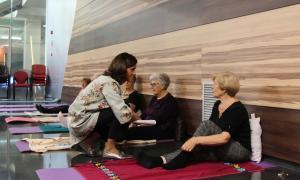 Més de 220 inscrits en els tallers per a la gent gran de la capital