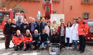 La col·lecta de sang impulsada pels bombers recapta 1.564 donacions
