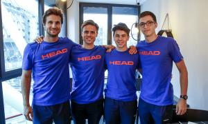 Equip totalment nou per a la Davis de San Marino