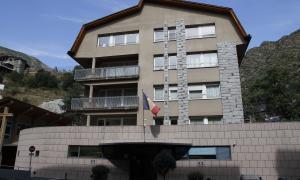 Conveni entre el Govern i el Comú d'Escaldes per al tanatori nacional