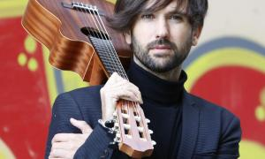 El cantant madrileny David Otero.