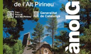 Un nou plànol recull 35 rutes en BTT pel parc natural de l'Alt Pirineu