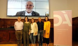 La presentació de la nova edició de Dansàneu.