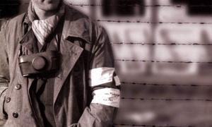 Autoretrat de Francesc Boix a Mauthausen, el maig del 1945.