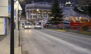 El Comú d'Andorra la Vella vol reformar el carrer Doctor Vilanova.