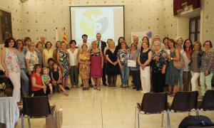 Homenatge als voluntaris del Pla educatiu d'entorn