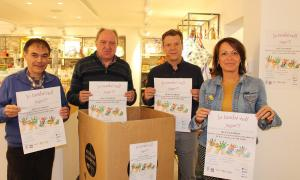 Tercera edició de la campanya de recollida de joguines noves