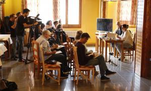 La plataforma Aldosa Veïns valorarà després de la reunió quins passos segueix.