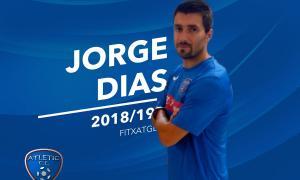 El veterà Jorge Dias fitxa per l'Atlètic Escaldes