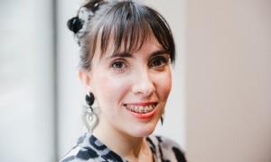 La directora artística de la Temporada d'òpera, Jonaina Salvador.