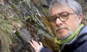 Jordi Casamajor, buscador de petròglifs