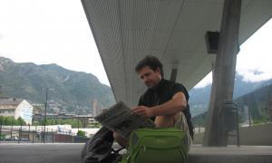 Andorra, disc, Lluís Cartes, El país dels nans cabuts, Carabén, Lenny Kravitz, Comelade, Papa, disc