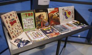 El Museu del Còmic compleix 5 anys malgrat que no està del tot operatiu