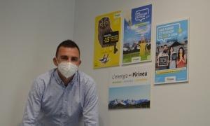 Joel Boix, director comercial de la companyia energètica.