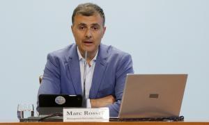 El director de Medi Ambient i Sostenibilitat, Marc Rossell.