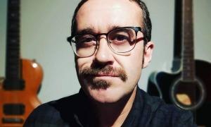 Santi Casas, que amb la cançó de Canillo ofereix una cara de músic més 'tranquil'.
