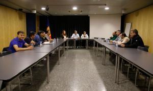El Govern reitera la disposició a fer canvis en el projecte de llei