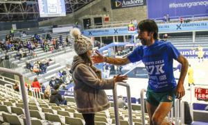 Ferran Teixidó finalitza 'El repte dels 17k'
