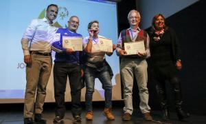 Andorra la Vella reconeix la tasca dels voluntaris al Territori Special