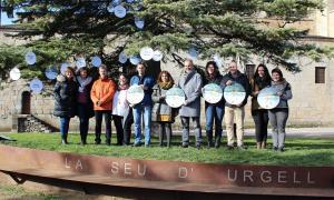 La presentació de les activitats de Nadal es va fer ahir a la Seu d'Urgell.