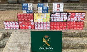 El tabac comissat en territori lleidatà amb col·laboració francesa.