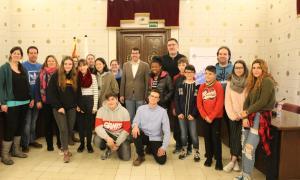 El Consell el formen alumnes dels instituts La Valira i el Joan Brudieu.