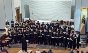 El Cor Transfronterer de la Cerdanya actuarà el proper diumenge.
