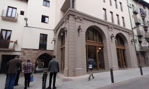 Després d'unes obres que es van allargar en el temps, l'edifici ja està operatiu.