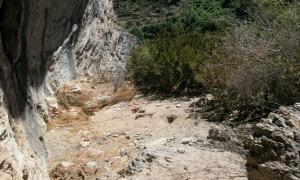 El jaciment de la balma del Llunci, datat a l'edat del bronze, és un abric al peu del roc de l'Oral adjacent a la Cabeca.