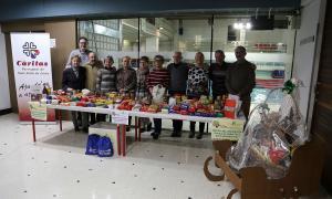 Càritas Sant Julià va recaptar més de 40.000 euros en campanyes i actes solidaris.