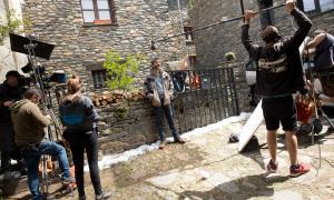 Andorra, rodatge, sèrie, Félix, Sbaraglia, Gay, Sornàs, Ordino
