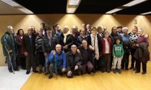 Un total de 24 padrins i padrines de Sant Julià de Lòria reben les claus dels horts socials del Dau i del Ganxo