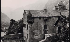 Andorra, història, II Guerra Mundial, Guerra Civil, Xus Lluelles, passadors, brigadistes, Viadiu, Benet, Calvet, Porta, Rubió