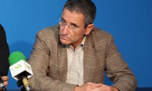El conseller de Recursos Humans i Cultura d'Escaldes-Engordany, Salomó Benchluch.