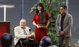 Andorra, premis Àgora, Jaume Vives, Jaume Riba, Catherine Metayer, Sergi Mas, Emma Regada