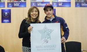 Marc Márquez i Toni Bou, també al Boulevard de les estrelles