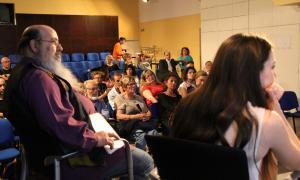 Andorra, taula rodona, temporada de teatre, 50a temporada