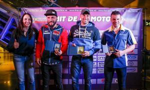 La Nit de la Moto ret tribut als pilots més destacats de l'any