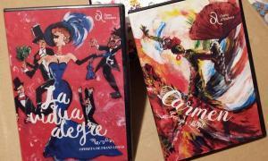 Andorra, Andorra Lírica, òpera, temporada, Jonaina Salvador, La Traviata, Così fan tutte, Carmen, La gata metamorfosada en dona, Claror