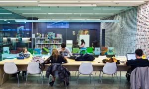 La biblioteca de la Massana obrirà els dimecres tot el dia
