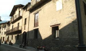 Andorra, Gelabert, patrimoni, museus, pla estratègic, Casa d'Areny Plandolit, entorns de projtecció, Museu Postal