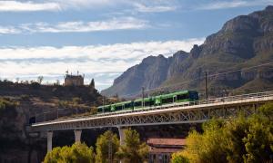 1,4 milions de persones utilitzen les estacions i els trens turístics
