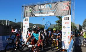 La Transpyr Coast to Coast registra 400 ciclistes inscrits